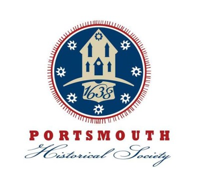 The new Portsmouth Historical Society logo