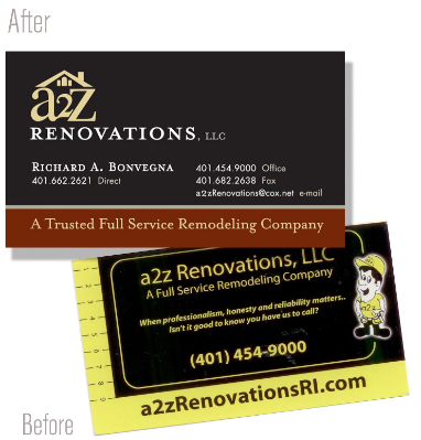 Build a better business card roskelly inc b a card a2z colourmoves